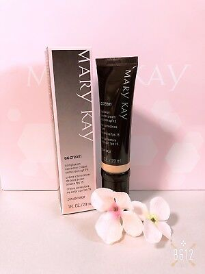Mary Kay Cc Cream Light To Medium