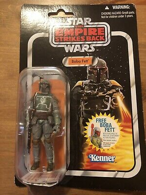 Hasbro Bobba Fett 2010 Star Wars The Empire Strikes Back (Kenner) Action Figure