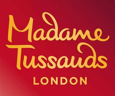 2 X MADAME TUSSAUDS LONDON Tickets - Booking Form and 9 Sun Tokens