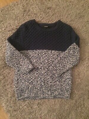 Boys Knitted Jumper Age 4-5