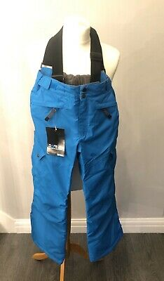 BNWT DARE2B Girls Stomp it Out Ski Trousers -  Age 9-10 in methyl blue