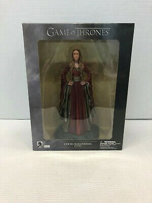 "Game Of Thrones ""CERSEI BARATHEON"" Figure Dark Horse Deluxe 2014"