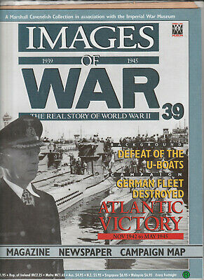 IMAGES OF WAR Magazine Issue 39 - ATLANTIC VICTORY