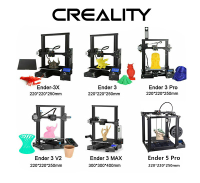 Newest Creality Ender 3/Ender 3 Pro/Ender 5 3D Printer Global Promotion