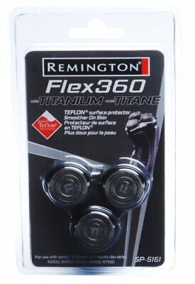 Remington SP-5161 Teflon Coated Rotary Replacement Heads and Cutters