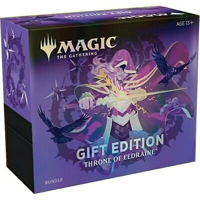 MTG Throne of Eldraine Holiday Gift Edition Bundle - Brand New and Sealed!