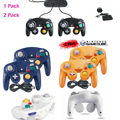 Wired NGC Controller Gamepad Joypad for Nintendo GameCube NGC & Wii U Console