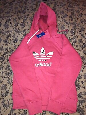 Girls Pink M Addidas Tracksuit Excellent Condition