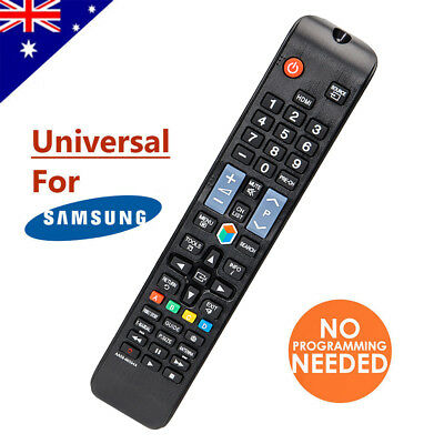 Samsung Universal TV Remote Control NO PROGRAMMING Smart 3D HDTV LED LCD  oz