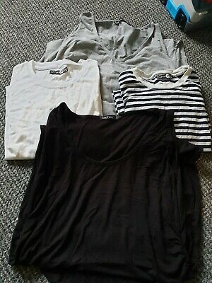 Ladies Size 16 Maternity Bundle From Boohoo