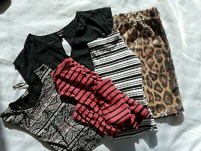 Ladies mixed bundle sizes 8/10
