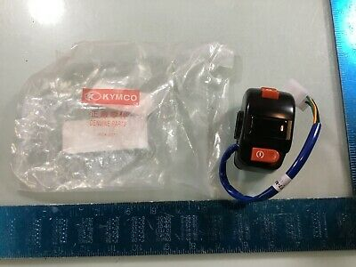Kymco Agility 125  Right Handle Combination Switch Assy New E