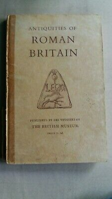 Antiquites of Roman Britain,first Edition,metal detecting,collectable book