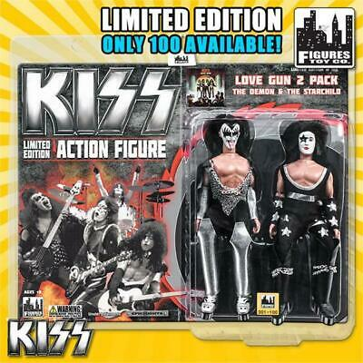 Mego Music Wave 7 Kiss Love Gun Spaceman 8in Action Figure Presell