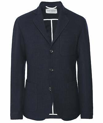Oliver Spencer Men's Wool Blend Solms Onslow Jacket