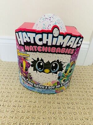 Hatchimals HatchiBabies Ponette- Will You Hatch A Boy Or A Girl? NEW