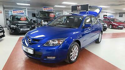 2008 Mazda 3 1.6 Takara 5dr 0 Finance Available HATCHBACK Petrol Manual