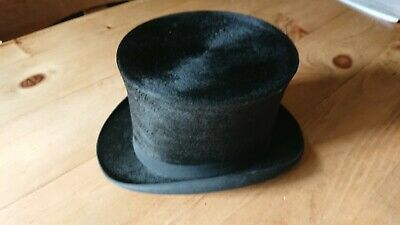 Antique Top Hat and Tails