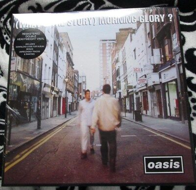 Oasis (What's the story) Morning glory?  Deluxe triple gatefold-SEALED!