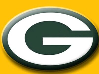 4 Tix Green Bay Packers vs Chicago Bears Lower Sidelines Aisle seats easy access