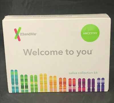 New 23andMe DNA Test Ancestry Personal Genetic Service EXP: 05/2021