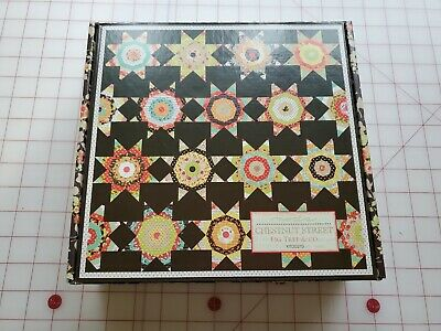 Midnight Quilt Kit Featuring Chestnut Street by Fig Tree & Co for Moda