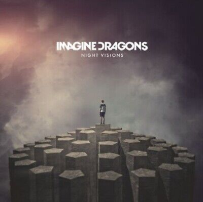 Imagine Dragons - Night Visions CD *NEW & SEALED - FAST UK DISPATCH*