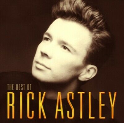 The Best Of Rick Astley CD *NEW & SEALED*