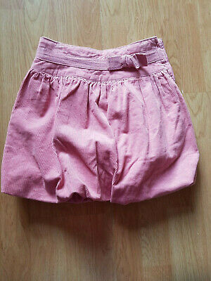 new with tags.  Verbaidet Pink Cord puffball skirt. age 8 126cm8 yrs (126cm)