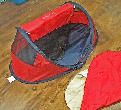 """Kidco """"Peapod"""" Folding Tent-Style Infant Bed"""
