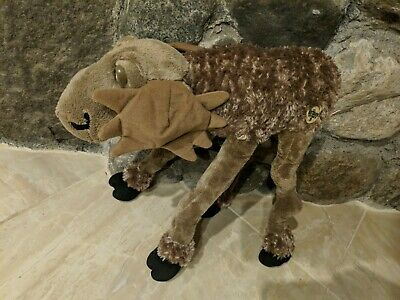 Bearfoots Moose Plush Animal  Big Sky Carvers