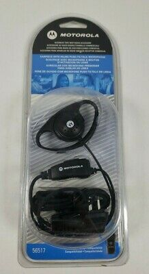 D STYLE HEADSET W//INLINE PTT 56517 for MOTOROLA CLS1410 DTR410 CP200 EP450