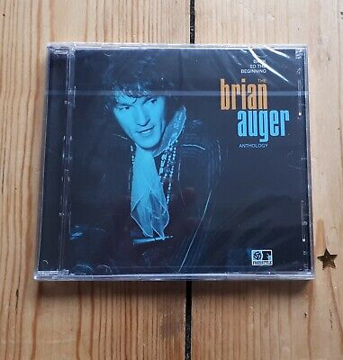 Brian Auger Back to The Beginning Anthology DCD New sealed Stewart Driscoll