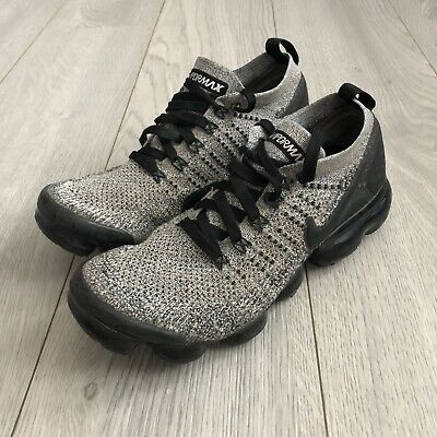 Nike Air VaporMax Flyknit 2 Cookies and Cream 942842-107 Sz8.5 No Box