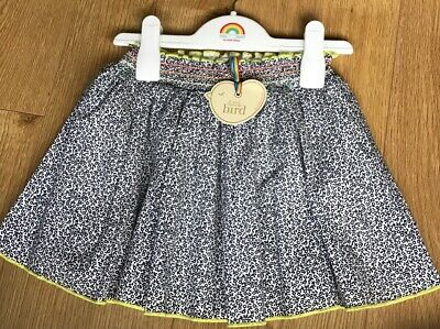 Little Bird By Jools Oliver Girls Floral Skirt Age 3-4 Years 🌈