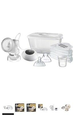 Tommee Tippee Closer to Nature Electric Breast Pump (5010415230188) RRP £110