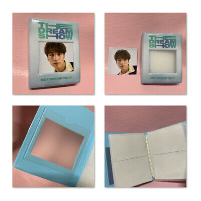 NCT DREAM Official PHOTOCARD COLLECT BOOK The Dream Show Goods MD Select Ver.