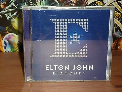 Elton John Diamonds 2CD (2017) Greatest Hits