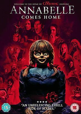 Annabelle Comes Home [2019][DVD]