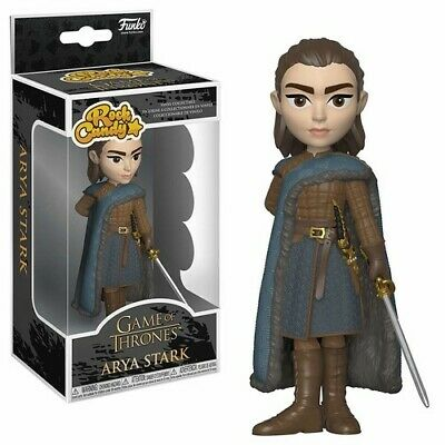 Funko Rock Candy: - Game Of Thrones S9 - Arya Stark 889698355544 (Toy Used)