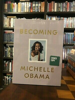 BECOMING by Michelle Obama - Deluxe Signed Limited Edition - SOLD OUT / IN HAND