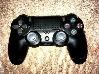 Sony Playstation 4 Wireless Controller for PS4 DualShock 4 Black Hardly Used