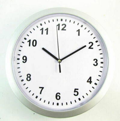 Wall Clock with Hidden Safe Home Decor Security Money Box Case Storage Hot