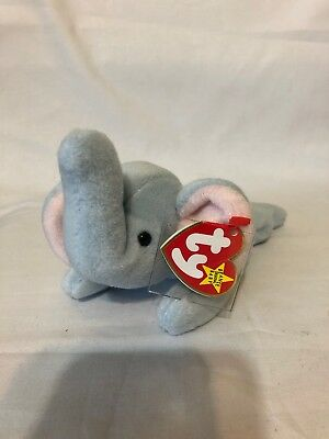 NWT WEENIE the Dachshund dog Ty Beanie Baby 3rd Generation tush new with tags