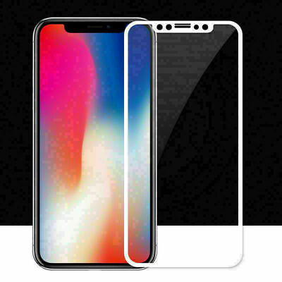 9H Ultra Thin Tempered Glass Screen Protector Shield For iPhone 8/8 Plus X