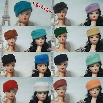 9 RANDOM HANDMADE Dress Hast FOR Barbie Silkstone Vintage Reproduction Francie