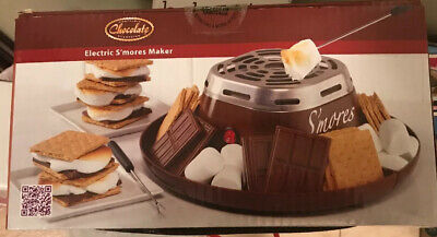 Nostalgia Electric S'mores Maker SMM200