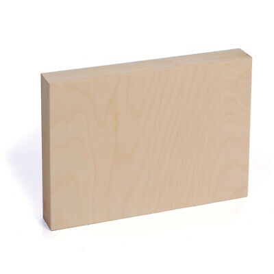 """American Easel Wood Painting Panel 7/8"""" Flat 5x7"""""""