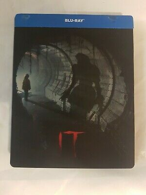 It Steelbook Blu Ray Rarissima, fuori catalogo