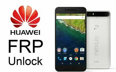 All HUAWEI GOOGLE FRP UNLOCK KEY CODE BY IMEI (Fast) 1-12h